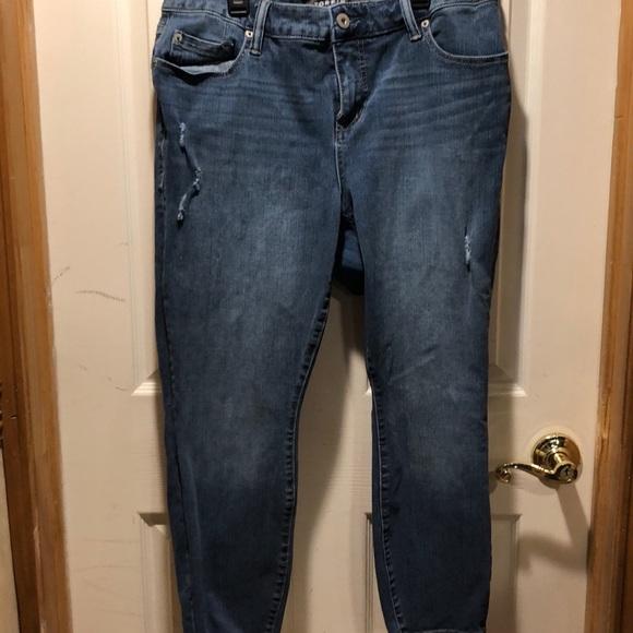 torrid Denim - Torrid skinny jeans